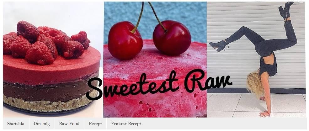 Sweetest raw